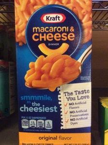 Mac & Cheese Kraft